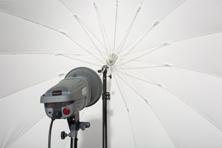 Fotostudio Equipment Schirmreflektor