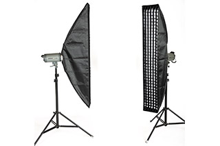 Fotostudio Equipment Striplights